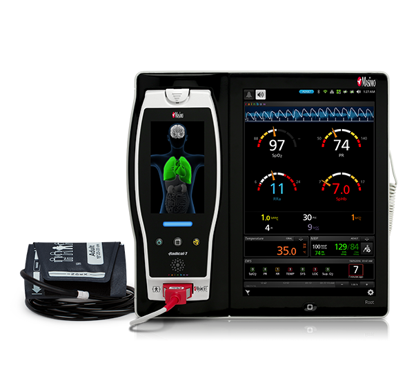 Masimo - Root® with Noninvasive Blood Pressure and Temperature