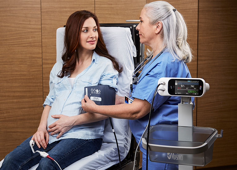 Masimo - Portable Vitals Signs with Rad-97
