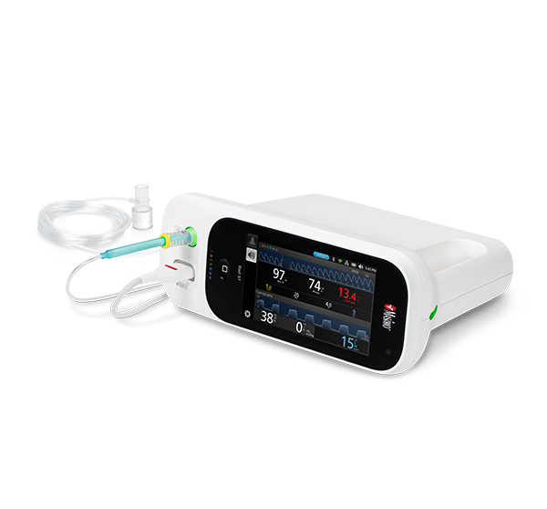 Masimo - Products - Rad-97™ NomoLine Capnography