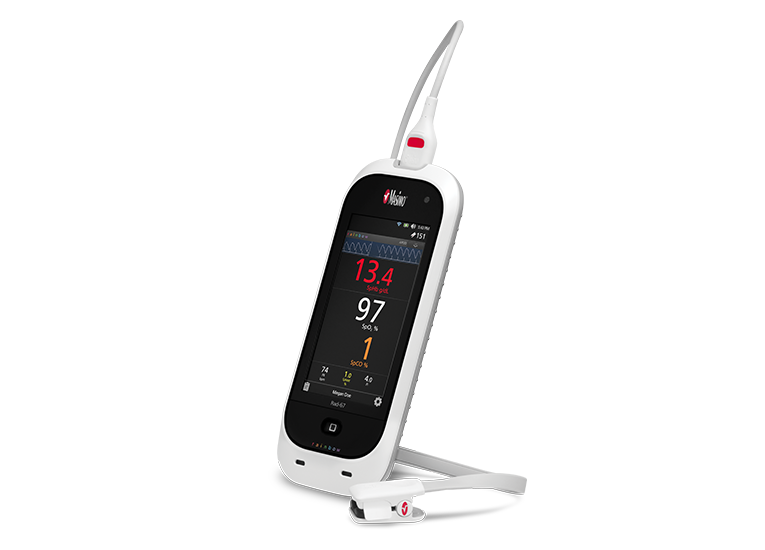 Masimo - Rad-67™ Pulse CO-Oximeter® features