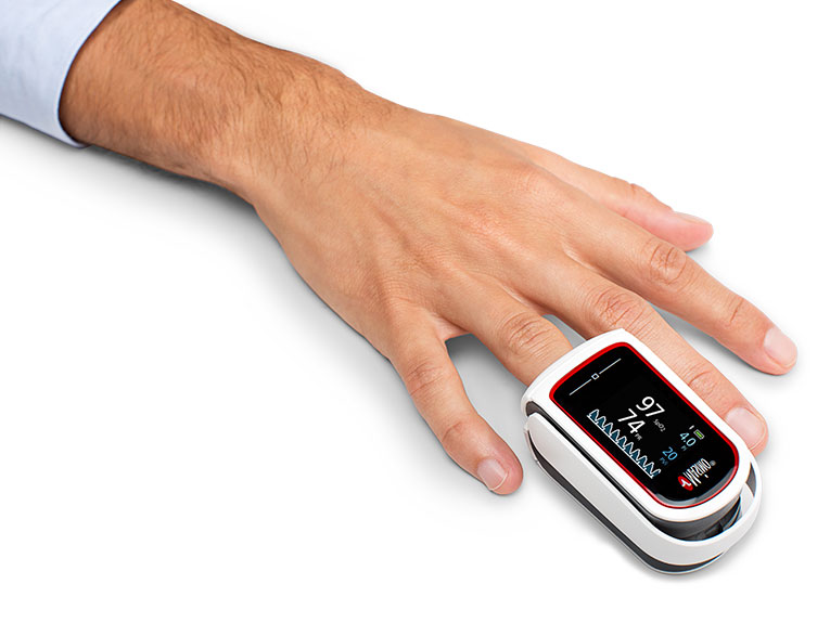 Masimo - MightySat Rx Fingertip