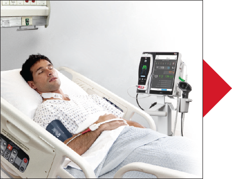 Masimo - Patient data getting aggregated by the Masimo Root